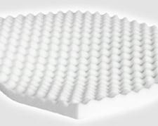 Egg Crate Foam Topper