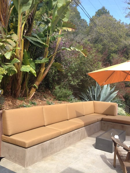 Outdoor Foam For Patio Furniture Cushions