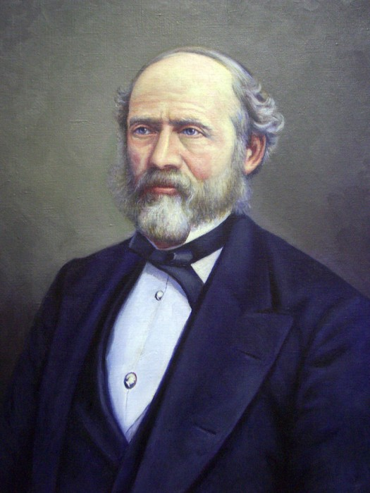 Lewis Henry Morgan (1818–1881) (Photo: Wikipedia)