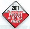 COST-NO-OBJECT LOUDSPEAKER OF THE YEAR - THE ABSOLUTE SOUND - PRODUCT OF THE YEAR 2011