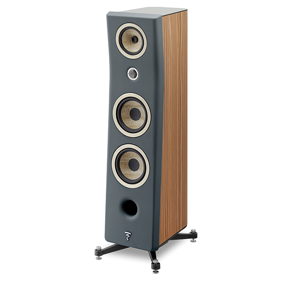 Kanta loudspeakers high end yellow