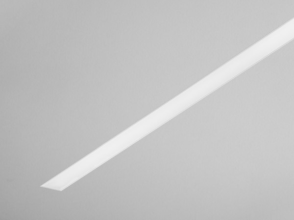 recessed linear focal point lights