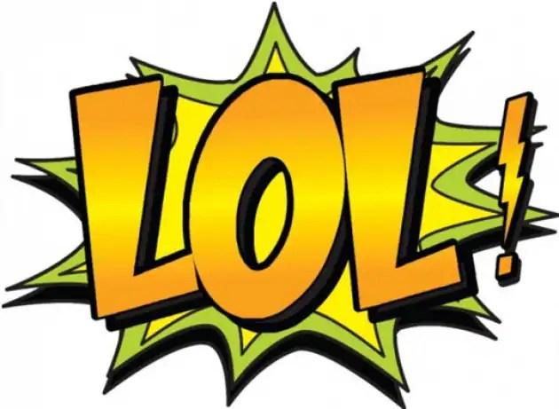Laugh Out Loud Emoticon