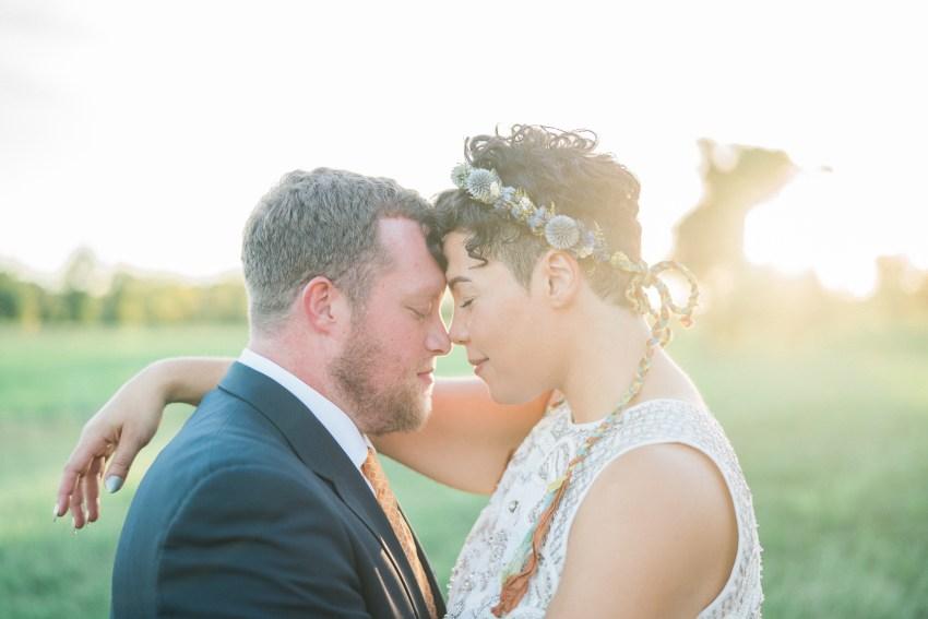 Spring Hill Manor Wedding - Camille + Ben 18
