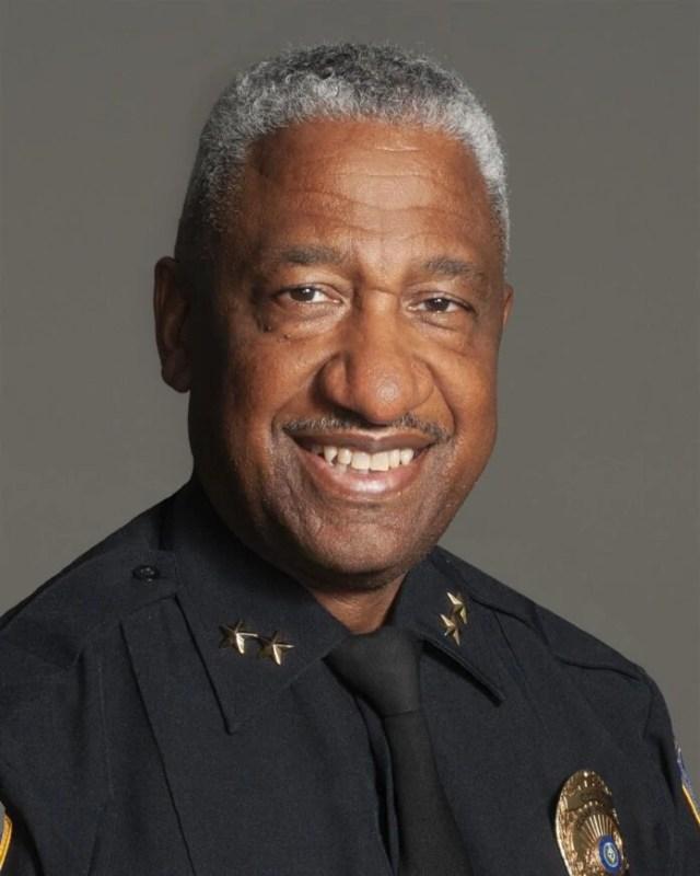 Chief James Hawthorne