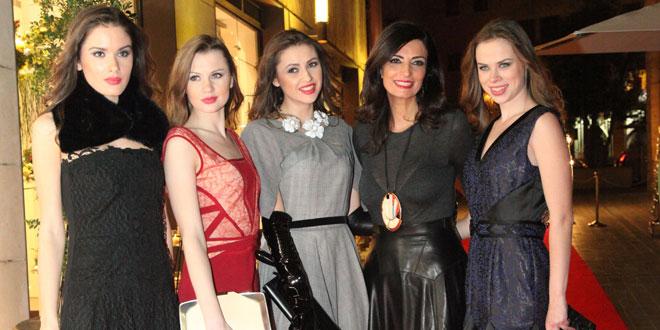 Sophie's Choice et Dina Jsr illuminent les Souks de Beyrouth