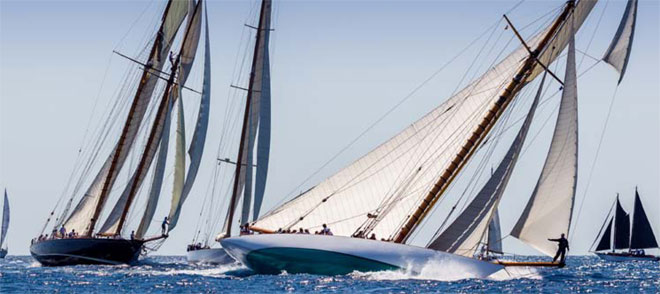 Le Panerai Classic Yachts Challenge célèbre dix ans de passion