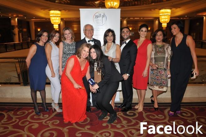 Dîner de Gala de l'association Oum el-Nour