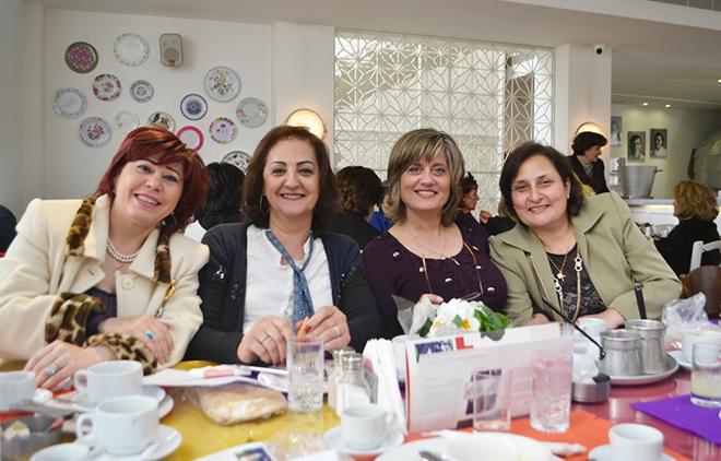 Brunch de l'association Amour et Partage à l'occasion de la fête des mères