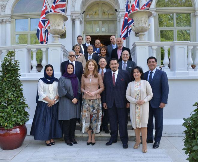 Le Jury de TAKREEM s'est réuni à Londres pour sélectionner les lauréats de 2015