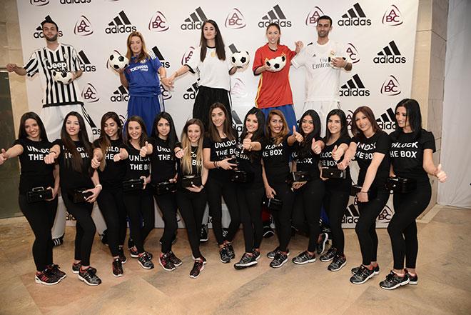 adidas à l'ABC Achrafieh : Un nouvel emplacement pour une meilleure expérience