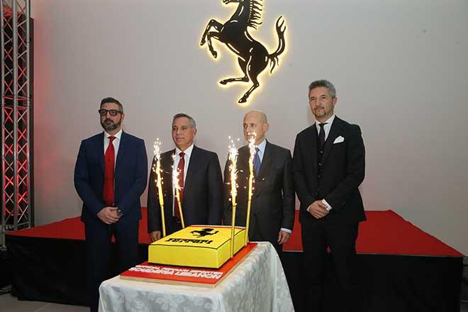 Scuderia Lebanon unveils the first Ferrari Certified Workshop & Showroom in Lebanon