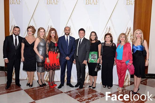 BIAF 2017 : Conférence de presse et Souhour à l'hôtel Le Royal Beirut