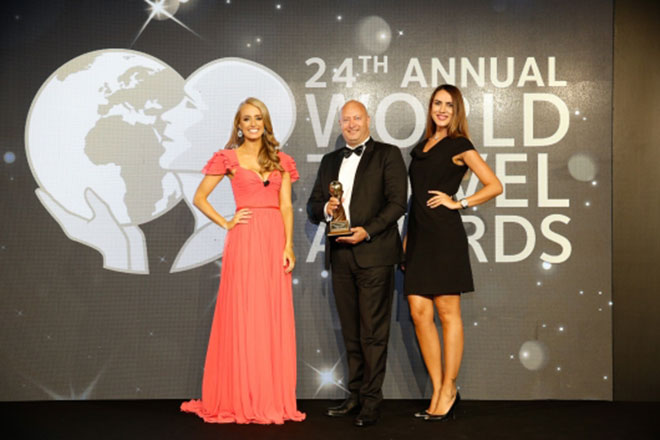 Mövenpick Hotel Beirut wins Lebanon's Leading Luxury Hotel 2017 Award