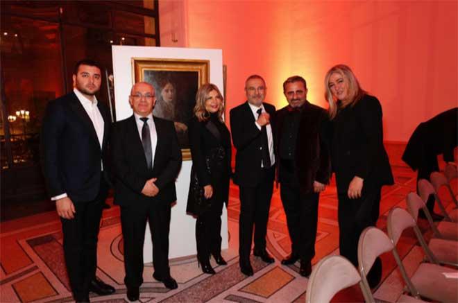 Cynthia Sarkis Perros réalise le rêve de Gibran Khalil Gibran Ses œuvres ont été déplacées de Bcharré au Petit Palais, à Paris