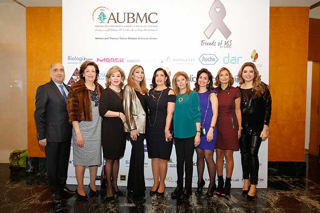 6th Friends of MS at AUBMC Fundraising Brunch