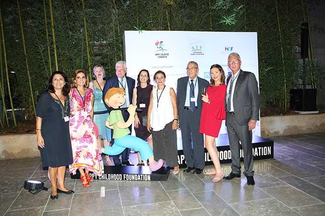 Happy Childhood Foundation inaugurates the new Laetitia Hatem Rehabilitation Center at Hotel Dieu de France, Beirut