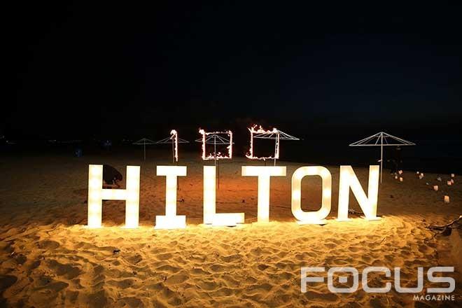 Vers un nouveau siècle d'hôtellerie Hilton Liban célèbre les 100 ans de l'établissement