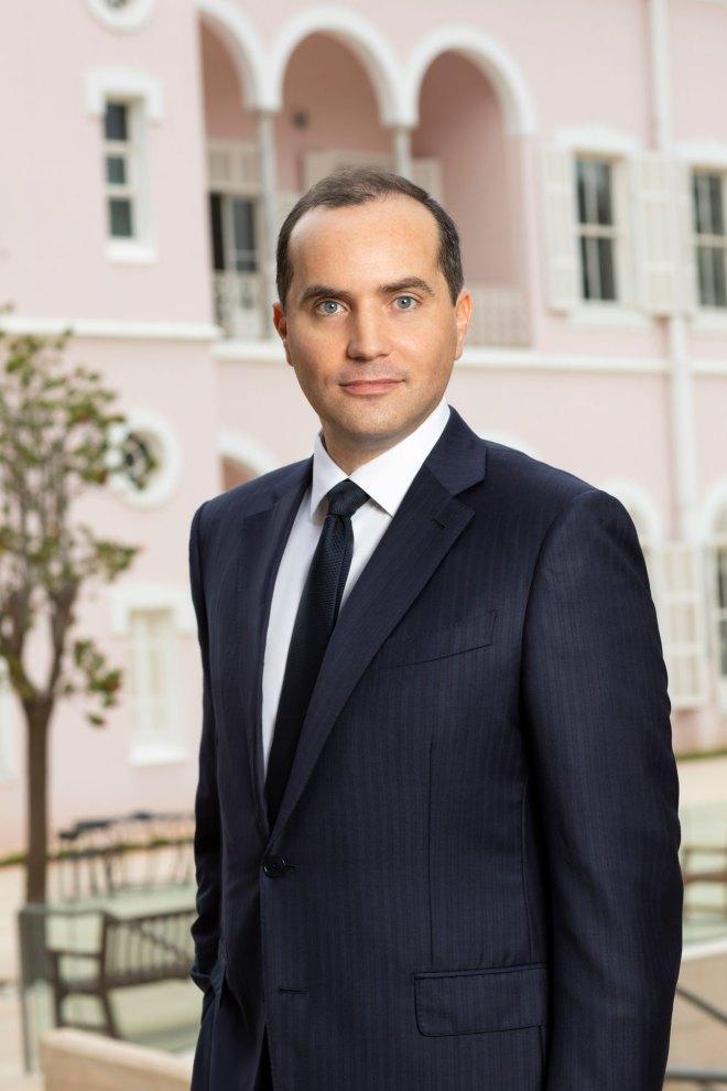 Maxence Duault, nommé directeur général de l'ESA Business School