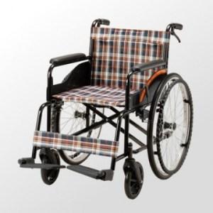 經濟型鐵製輪椅