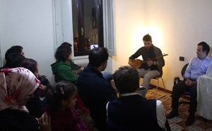 Alba, associazione culturale turca, Milano