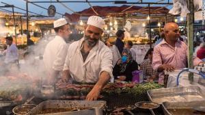 cibo marocco