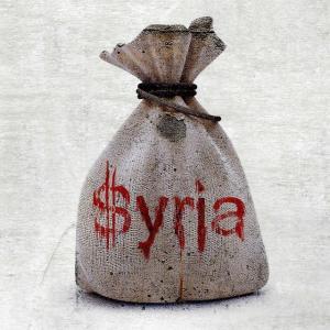Tammam Azzam_Kofi Annan's bag