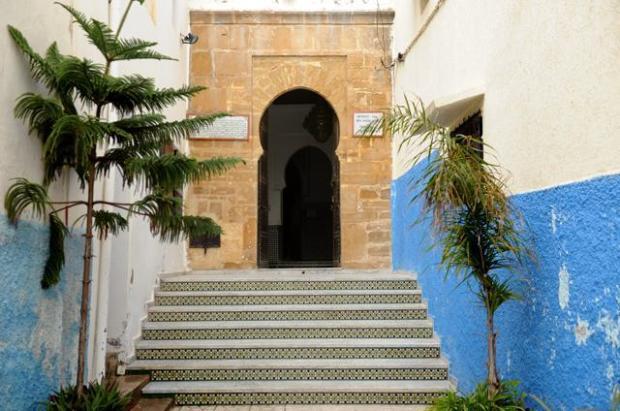 Moschea della Kasbah di Rabat, dove l'accesso è proibito ai non musulmani. Ph. Silvia Dogliani