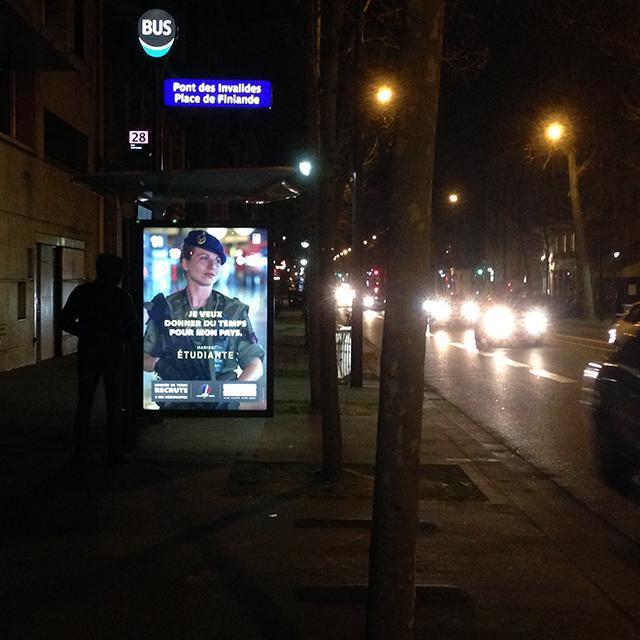 At the bus stop_Silvia Dogliani