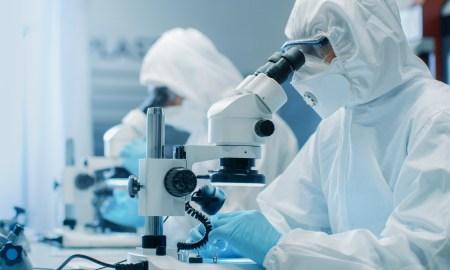 lab van pharmaceutisch bedrijf lonz