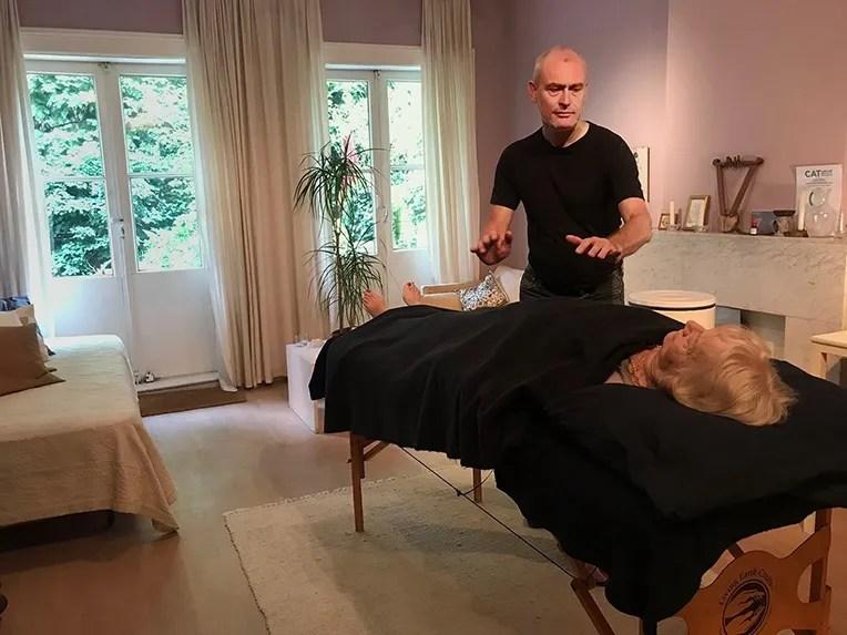 Caspar in zijn Praktijk - www.Focusopgevoel.nl