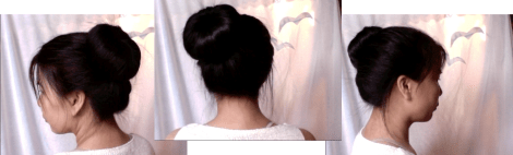 Gutsy side bun: An alternative side bun
