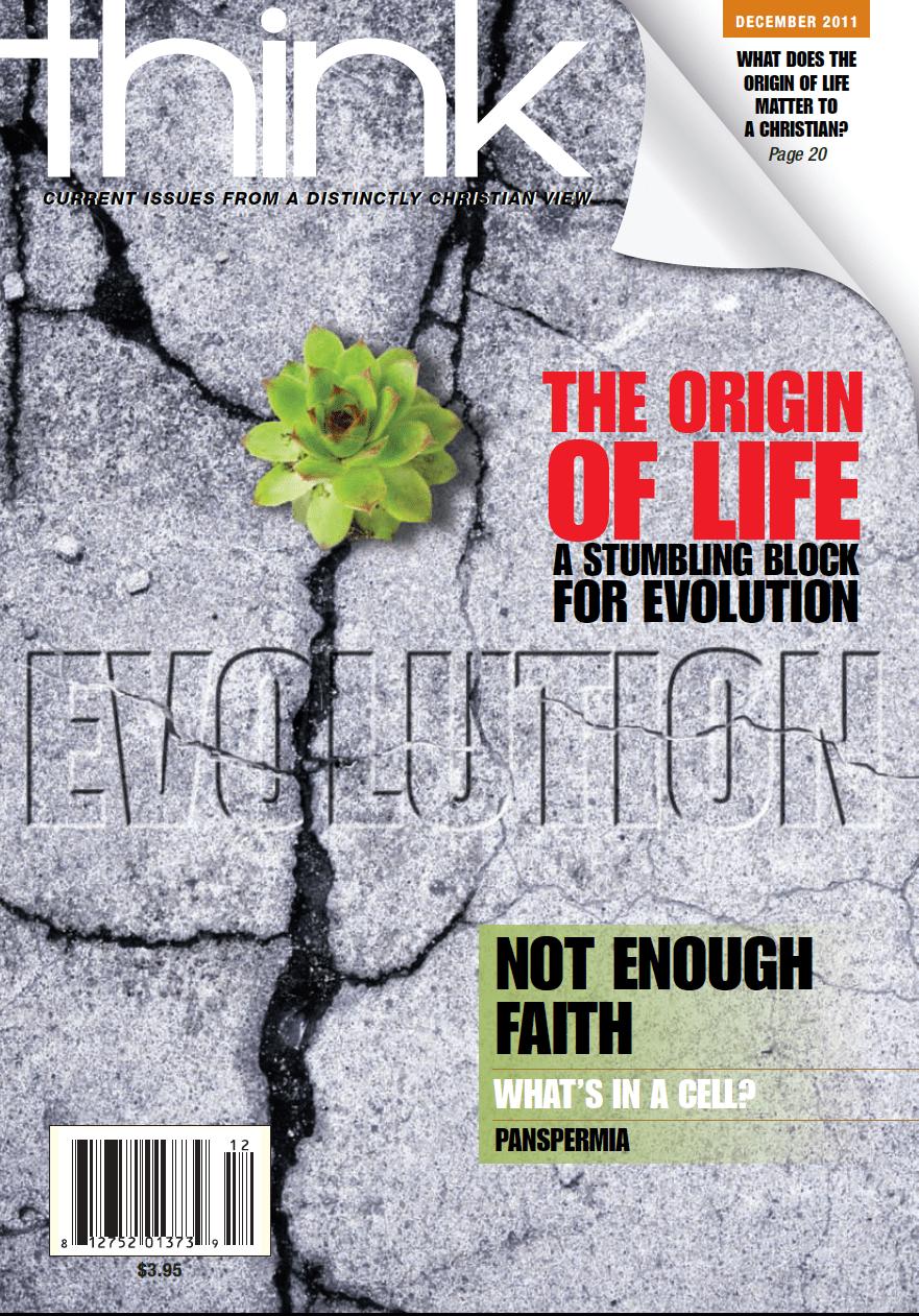 STUMBLING BLOCKS OF EVOLUTION