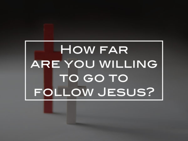 Image result for can you follow Jesus without Jesus