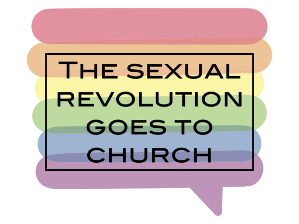 Church sexual revolution