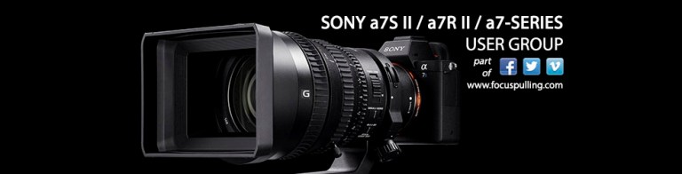 a7sii Banner