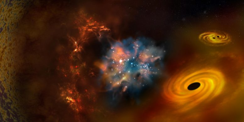 New Physical Probes of Early Universe