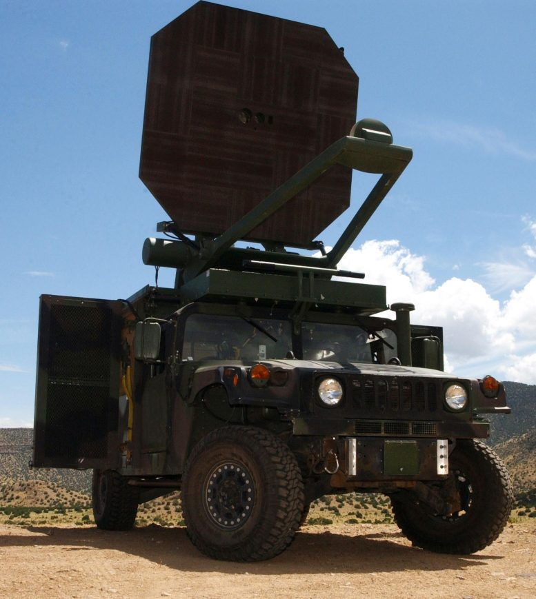 US Millitary Active Denial System