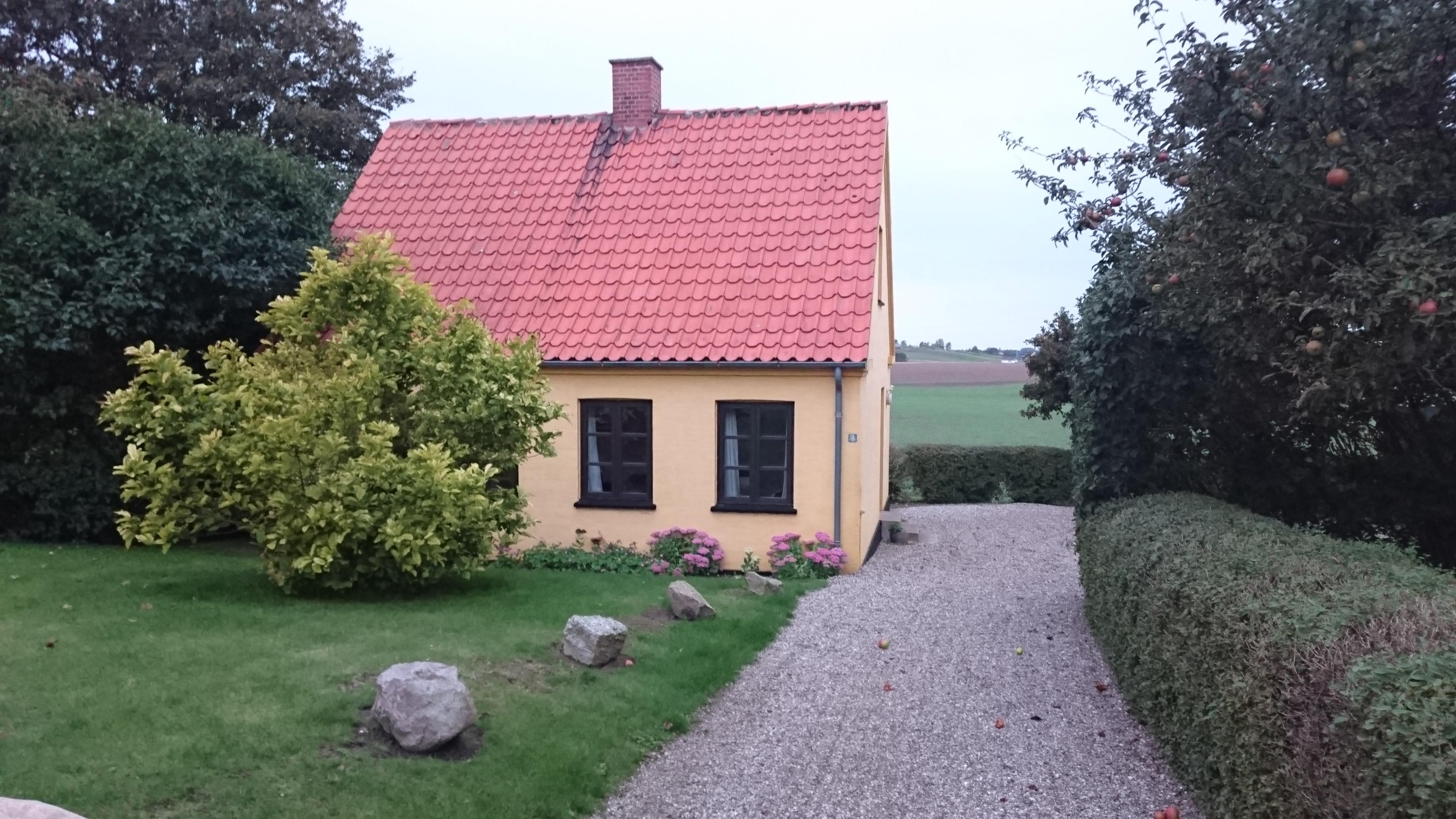 Graver boligen