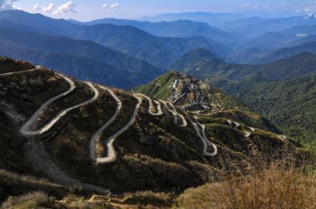 Silk Road, China