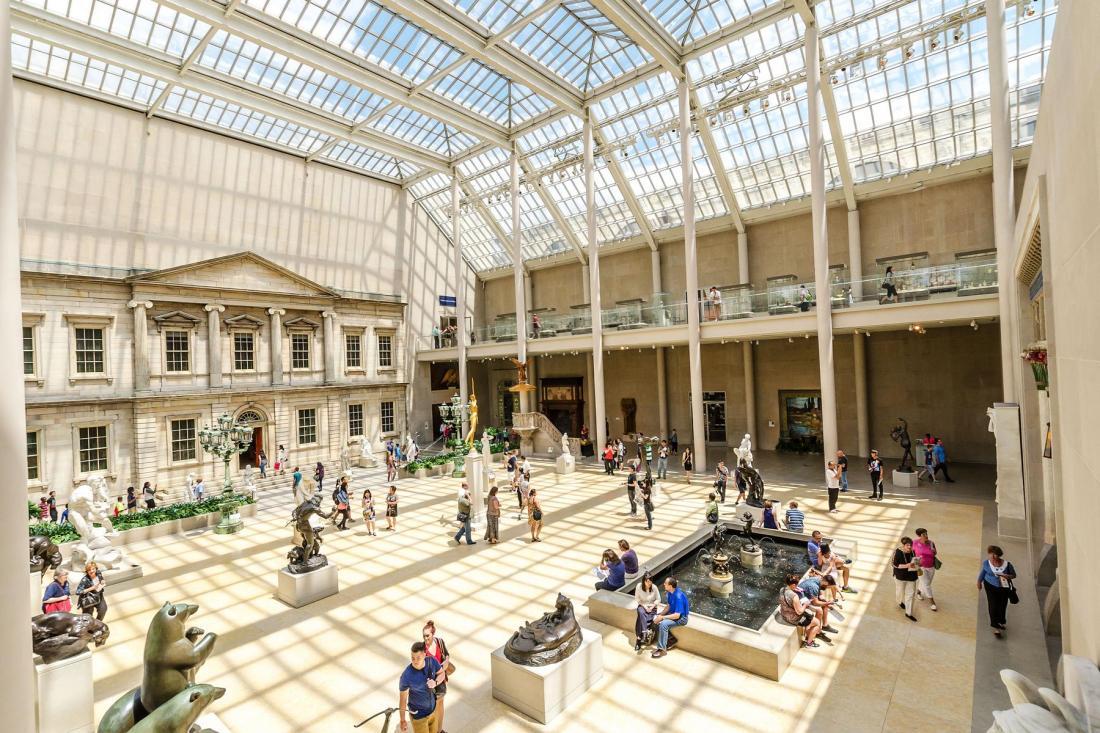 1 Metropolitan Museum of Art
