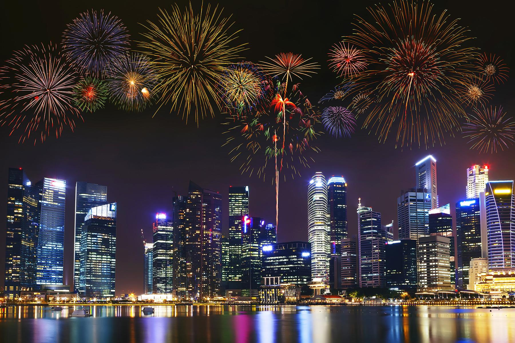 The Best New Year S Eve Firework Shows