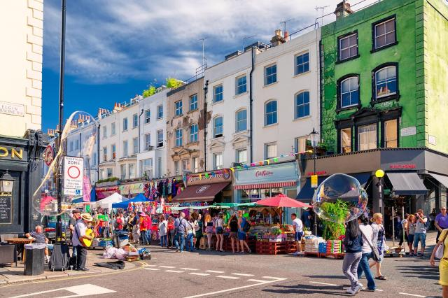 Image result for Explore Portobello Road