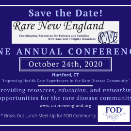 2020 FOD Regional MeetUp ~ Oct 24th in Hartford, CT ~ More Info Coming Soon!