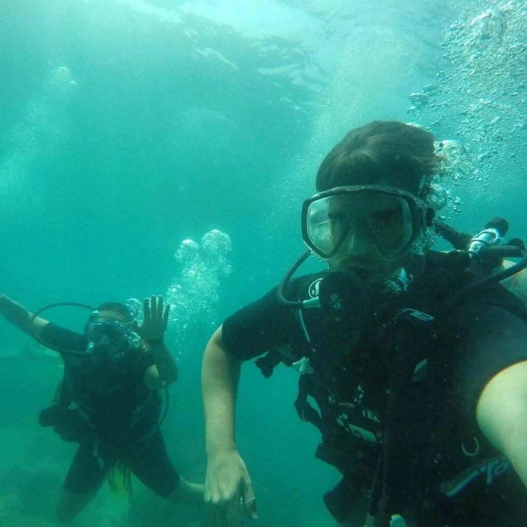 duiken koh kood