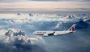 Vliegen met Qatar Airways