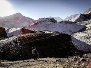 Annapurna Circuit: een klein voorproefje
