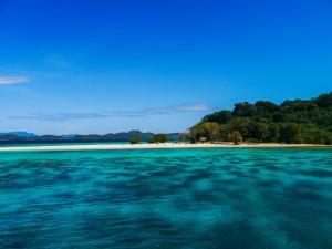 Van El Nido naar Coron island Hoppen met Buhay Isla