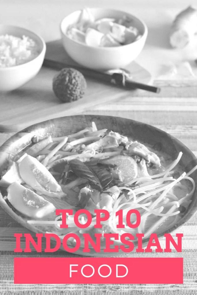 10 favorite indonesian food
