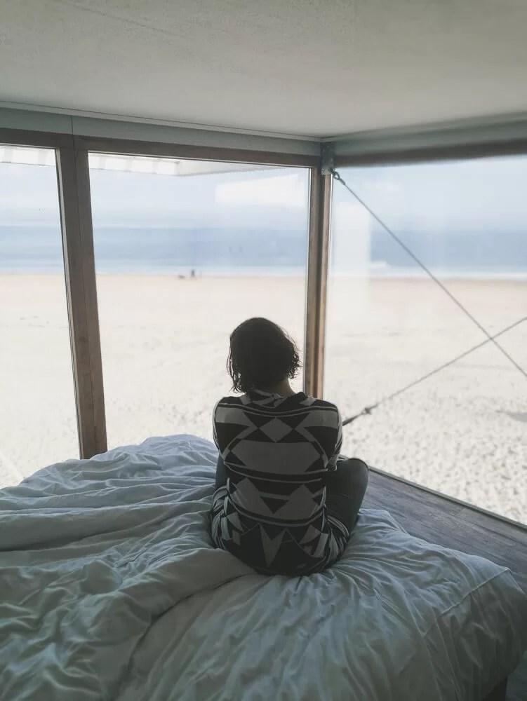 Strandweelde strandhuise